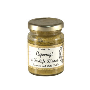 Crema di Asparagi e Tartufo Bianco