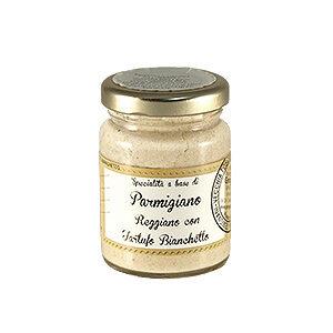 Crema di Parmigiano Reggiano e Tartufo Bianco