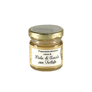 Miele di acacia al Tartufo 40g