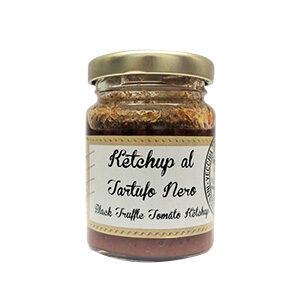 Ketchup al tartufo 85g