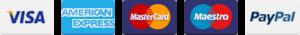 carte credito accettate